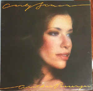 Carly Simon - Another Passenger - Mint- Stereo 1976 Elektra UK Import - Soft Rock / Pop