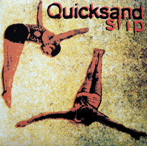 Quicksand - Slip - New Vinyl Record 2016 SRC Limited Edition Gatefold, Hand-Numbered Pressing - Post-Hardcore / Alt-Metal FFO: Helmet, Fugazi