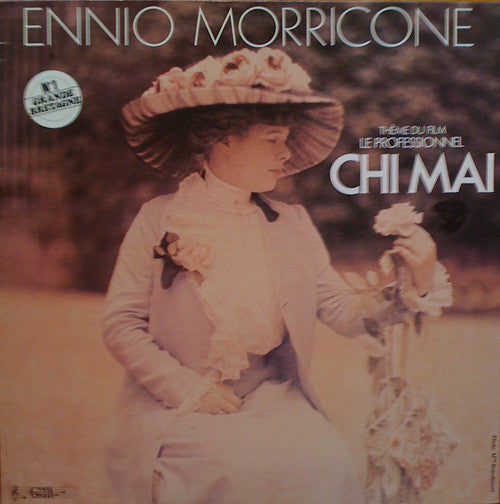 Ennio Morricone - Chi Mai - VG+ 1981 Stereo (France Import) Original Press - Soundtrack/Film