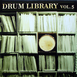 Paul Nice - Drum Library Vol. 5 - New Vinyl Lp 2003 Super Break Records - DJ Battle Tools / Cut-Ups / Drum Breaks