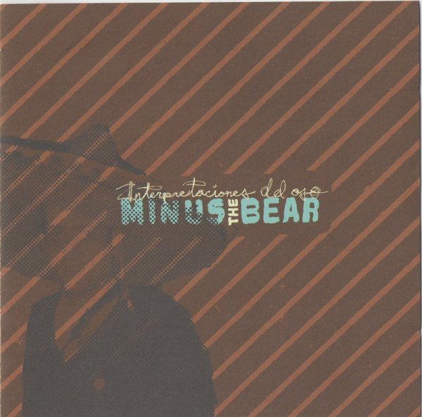 Minus The Bear - Interpretaciones del Oso - New Vinyl Record 2016 Suicide Squeeze Limited Edition of 1000 on Taos Blue / Gold Swirl Vinyl - Indie / Alt / Mathrock