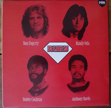 Ruby (Tom Fogerty) - S/T - New Sealed Vinyl (Vintage 1977) - Blues Rock Tom