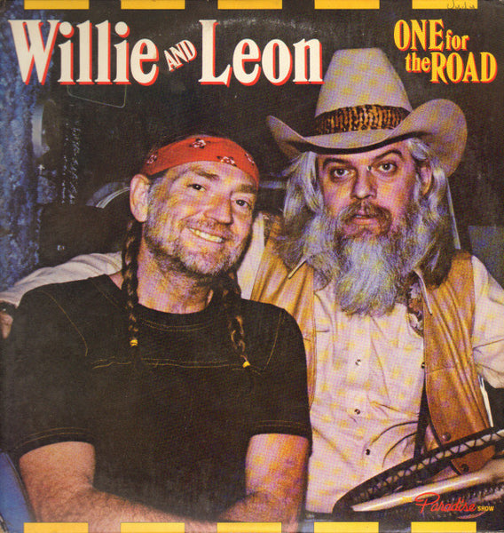 Willie Nelson & Leon Russell – One For The Road - VG+ 1979 Stereo 2 Lp Set USA - Country
