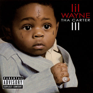 Lil Wayne - Tha Carter III - New 2 Lp Record 2008 Cash Money USA Vinyl - Rap / Hip Hop