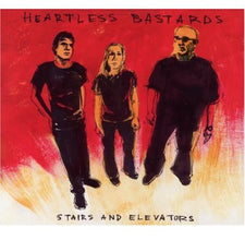 Heartless Bastards - Stairs and Elevators - New Vinyl 2010 Fat Possum 180 Gram Limited Edition - Female Fronted Heavy Blues / Indie Rock - For Fans of Black Keys, White Stripes, Etc.