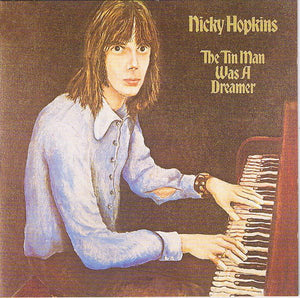 Nicky Hopkins – The Tin Man Was A Dreamer - Mint- 1973 Stereo USA (Original Press With Textured Sleeve and Inner Sleeve) - Rock - B20-082