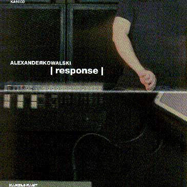 Alexander Kowalski – |response| - Mint- 2003 (German Press) 2 Lp - Techno/Minimal