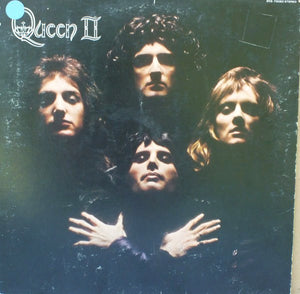 Queen ‎– Queen II - VG+ Lp Record 1974 Original Vinyl USA & With Matching Inner Sleeve - Hard Rock / Classic Rock
