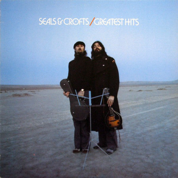 Seals & Crofts ‎– Greatest Hits - VG+ 1975 Stereo (With Insert Sheet) USA - Rock