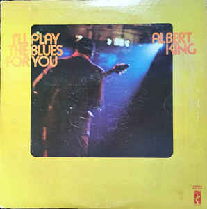 Albert King – I'll Play The Blues For You - VG+ Stereo USA 1972 - Blues