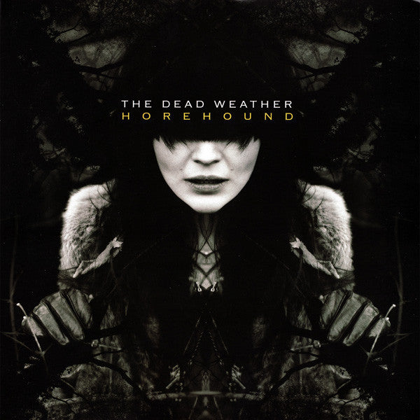 The Dead Weather - Horehound - New Vinyl 2009 2-LP Gatefold w/ Etched 4th Side