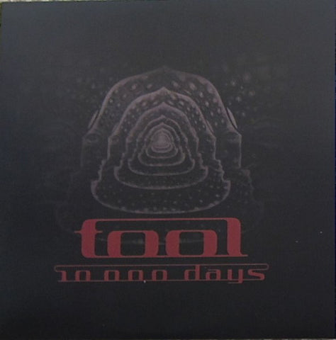 Tool - 10,000 Days (2006) - New 2 Lp Record 2019 Volcano/Zomba Europe Import Red Vinyl - Prog Rock / Hard Rock