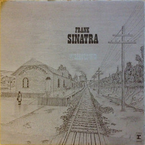 Frank Sinatra ‎– Watertown - Mint- Lp Record 1970 Reprise USA Vinyl - Jazz / Pop