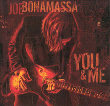 Joe Bonamassa - You & Me - New Vinyl 2016 J&R Records Limited Edition 180gram 2-LP Gatefold Pressing - Blues Rock