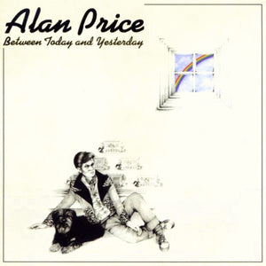Alan Price ‎– Between Today And Yesterday - VG+ Lp Record 1974 USA Original Vinyl - Pop / Rock