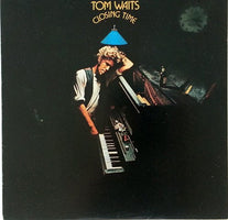 Tom Waits ‎– Closing Time - New Vinyl Record 2010 Rhino 180 Gram Reissue - Avant Garde / Rock / Blues