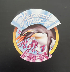 Fleetwood Mac ‎– Penguin - VG+ Lp Record 1973 USA Original Vinyl - Rock