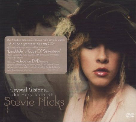 Stevie Nicks - Crystal Visions: The Best Of - New Vinyl 2007 Reprise 180Gram 2-LP Gatefold (Half-Speed Mastered by Stan Ricker) - Pop / Rock