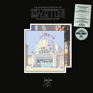 Led Zeppelin - The Song Remains the Same - New Vinyl 2008 4-LP Boxset w/ Half-Speed Mastered 180gram Vinyl - Remastered by Jimmy Page, includes Unreleased Tracks and 24 Page Booklet!