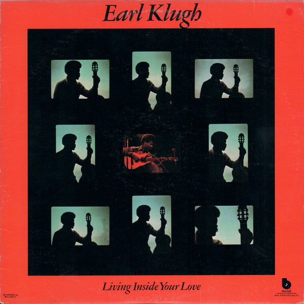 Earl Klugh - Living Inside Your Love VG+ - 1976 Liberty USA - Jazz