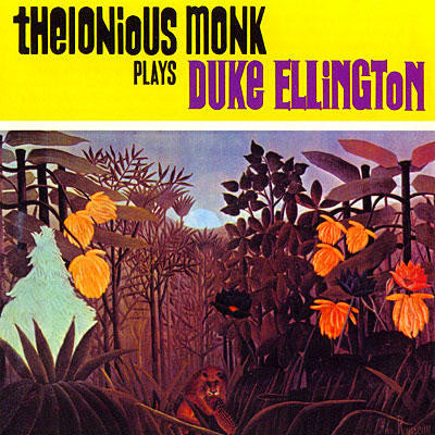 Thelonious Monk - Plays Duke Ellington - New Vinyl Record - 180 Gram DOL Reissue - Jazz