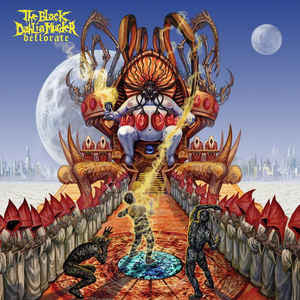 The Black Dahlia Murder - Deflorate - New Vinyl Record 2013 Metal Blade Limited Edition Yellow Vinyl Gatefold Pressing - (Melodic) Death Metal