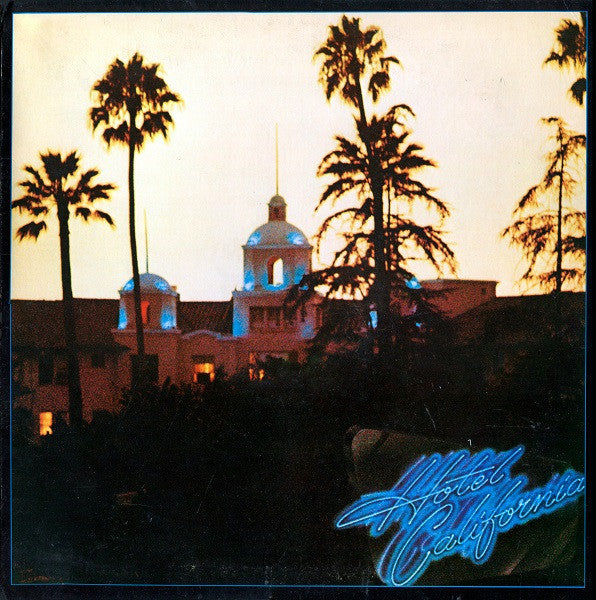 The Eagles - Hotel California - VG Stereo 1976 Original Gatefold Press (With Matching Inner Sleeve) Asylum USA - Rock