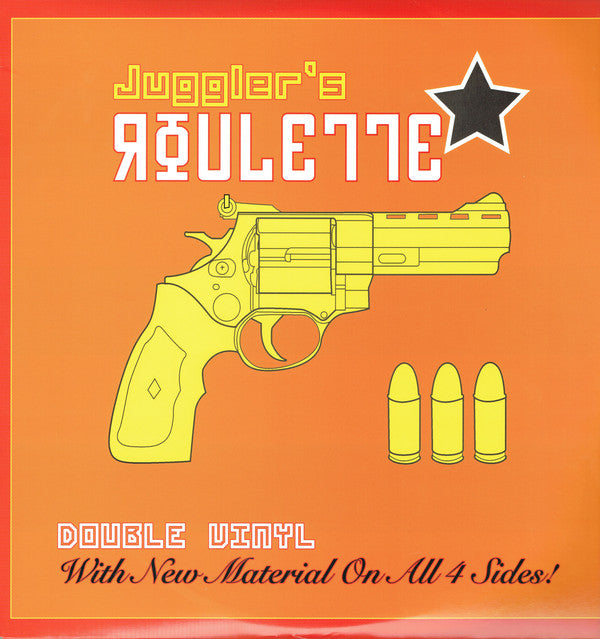 DJ JS1 - Juggler's Roulette - New Vinyl 2 Lp 2007 Ground Original Orange Cover Pressing - DJ Battle Tools