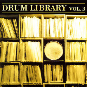 Paul Nice - Drum Library Vol. 3 - New Vinyl Lp 2002 Super Break Records - DJ Battle Tools / Cut-Ups / Drum Breaks