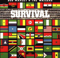 Bob Marley & The Wailers - Survival (1979) - New Vinyl Record 2015 Island 180Gram EU Reissue