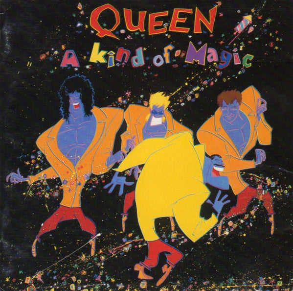 Queen - A Kind of Magic - New Lp Record 2009 USA Vinyl - Classic Rock