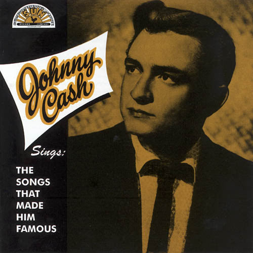 Johnny Cash ‎– Sings The Songs That Made Him Famous (1958) - New Vinyl Record 2015 Reissue USA - Country