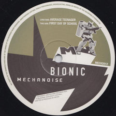 "Bionic – Average Teenager - VG+ 12"" (UK Press) 2003 - Breaks"