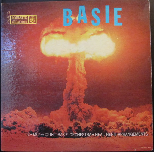 Count Basie And His Orchestra + Neal Hefti ‎– Basie - VG- - Used Vinyl Lp