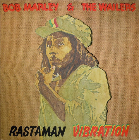 Bob Marley & The Wailers - Rastaman Vibration (1976) - New Lp Record 2015 Tuff Gong Holland Import 180 gram Vinyl - Reggae / Roots Reggae