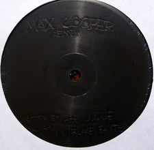 "Abe Duque – What Happened Remixes - VG+ 12"" Techno 2009 (USA)"