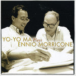 Yo-Yo Ma - Plays Ennio Morricone - New Vinyl Record 2016 Sony Classical Gatefold 2-LP 180gram Pressing w/ Download - Classical