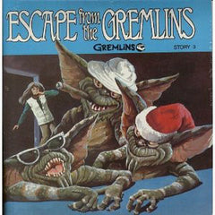 "Gremlins - Story 3 - Escape From The Gremlins - New Vinyl 7"" USA (Vintage 1984)"