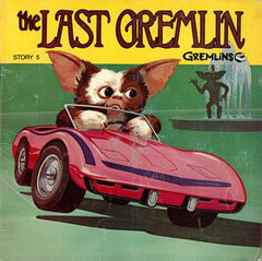 "Gremlins - Story 5 - The Last Gremlin (Gremlin Adventures) - New Sealed 7"" USA"