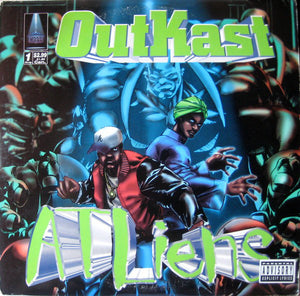 Outkast - ATLiens (1996) - New 2 Lp Record 2015 LaFace USA Vinyl - Hip Hop