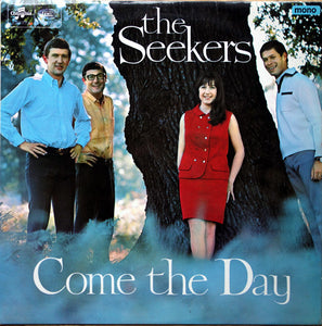 The Seekers – Come The Day - VG+ 1966 Stereo (Singapore Press) RARE Rock - B20-083