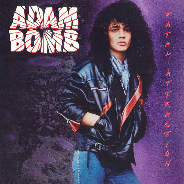 Adam Bomb ‎– Fatal Attraction - Mint- 1984 USA (Metal) - B1-011
