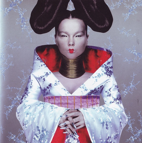 Bjork - Homogenic - New Vinyl Record 2015 One Little Indian Limited Edition 180gram Vinyl w/ Download - Avant Garde / Electronica / Downtempo