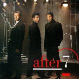 After 7 – After 7 - VG+ 1989 USA - Soul/New Jack Swing