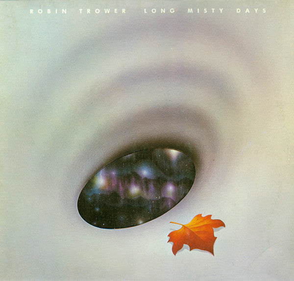 Robin Trower ‎– Long Misty Days - VG+ 1976 Stereo Original Press USA - Rock