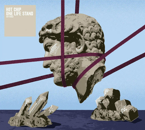 Hot Chip - One Life Stand - New Vinyl Record 2014 EMI / Astralwerks Records 2-LP Pressing - Synth Pop / Post-Punk / Dance Rock