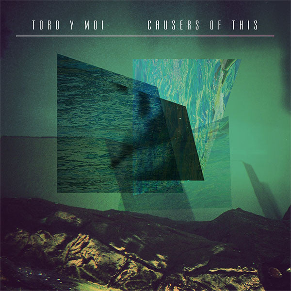 Toro Y Moi - Causers of This - New Lp Record 2010 USA Vinyl & Download - Indie Pop / ynth-pop