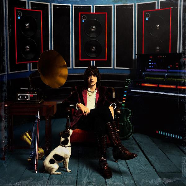 Julian Casablancas ‎– Phrazes For The Young - New LP Record 2009 USA Vinyl & download - Indie Rock