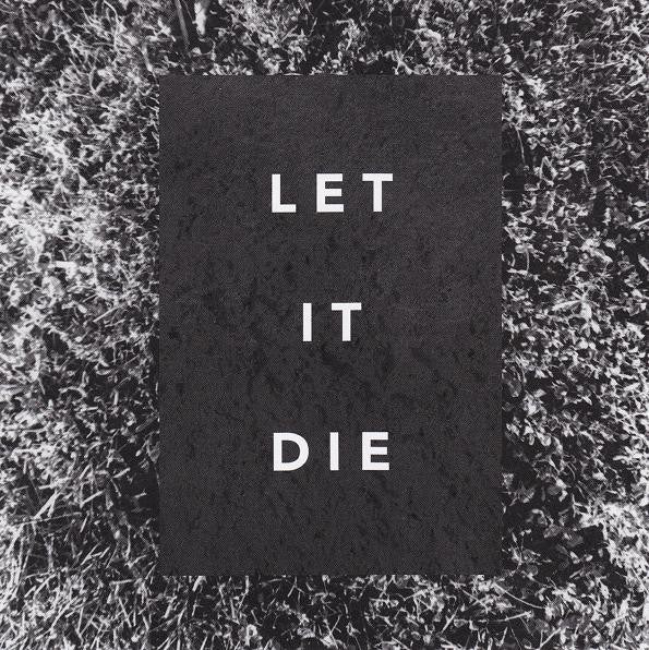 The Shaky Hands ‎– Let It Die - New Vinyl Record (Shrink Torn Off) 2009 USA (With Insert) - Rock/Indie
