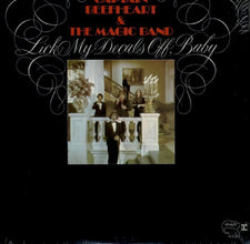 Captain Beefheart & The Magic Band - Lick My Decals Off, Baby - New Vinyl 2016 Warner Brothers Reissue - Avant Garde / Blues Rock
